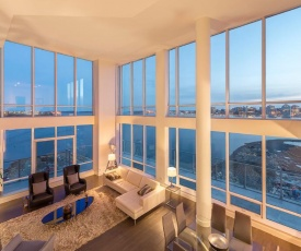 Simply Comfort. King's Wharf Apartments